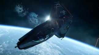 除了飞船外,你现在还可以在《星际公民》中购买土地