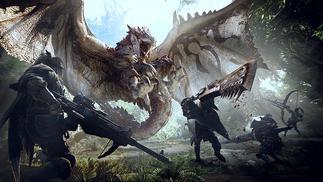 《怪物猎人:世界》12月10日开放测试,让我们从系列历史来展望一下新作未来