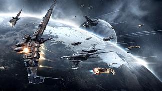 《EVE》史上最贵大战开打了,战舰总价值超过百万美元