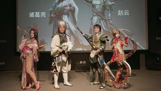 《真·三国无双8》试玩活动在北京顺利举办