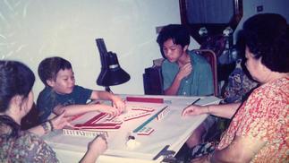 不同规则的麻将游戏,与逐渐长大的我