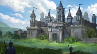 每个玩家心中,都有一座无法忘记的城堡