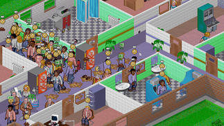 20年后再玩《主题医院》:对美国医疗体系的一次完美嘲讽