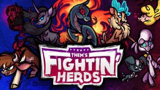 """这款""""彩虹小马""""风的2D格斗游戏,今天推出Steam抢先体验版了"""