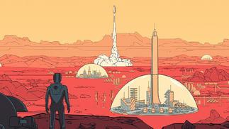 P社发行的新作《火星求生》,怎么看都是个半成品