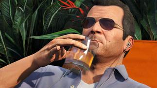 为什么游戏里的角色酒量都那么差?