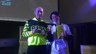 这款最著名高手是制作人自己的格斗游戏,产生了一位来自四川的世界第一