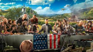 """《孤岛惊魂5》通关体验:充满美国风味的""""回归""""与""""微创新"""""""