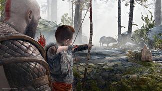 触乐编辑部评新《战神》:忘记前作才是打开游戏的最佳方式