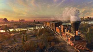 《铁路帝国》开发者:为何我们如此痴迷于运输模拟