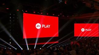 E3 2018 EA展前发布会:不止年货和新作,工作人员还在台上玩起了手游