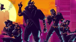 《黑色未来88》:朋克音乐人×Roguelike游戏