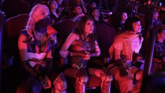 上洛登基好莱坞:《王者荣耀》国际版世界杯决赛在中国剧院举行