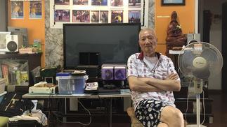 83岁的游戏玩家