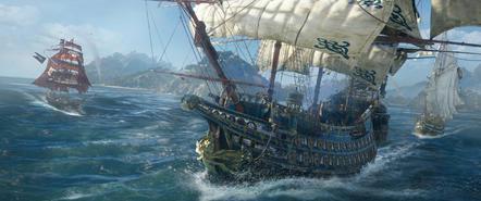 ChinaJoy育碧游戏试玩:《碧海黑帆》跟《黑旗》有何不同