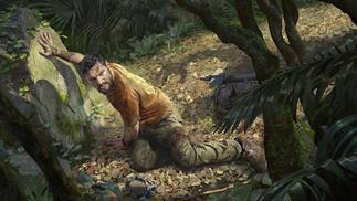 《绿色地狱》:真实的雨林生存模拟和鲁滨逊式的生活寓言