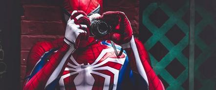在游戏里拍照的摄影师们