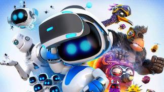 《宇宙机器人:搜救行动》可能是史上最好的VR游戏