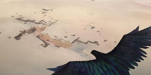《Vane》:走出上田文人的阴影,做一款《风之旅人》式的《黑暗之魂》