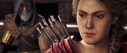 《刺客信条:奥德赛》DLC强制性结局引起部分玩家争议