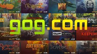 GOG.com:让一款老游戏复活究竟有多难?