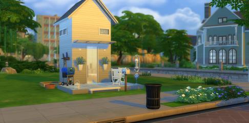 """享受""""蜗居"""":在""""模拟人生""""系列中建小房子有什么现实意义?"""