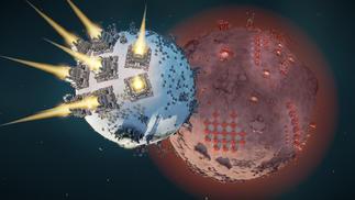 """《横扫千星:泰坦》:当游戏里的星球也能装配""""行星发动机"""""""