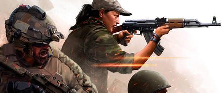 为了让硬核射击游戏走向主流,《叛乱:沙漠风暴》做了一些有趣的尝试