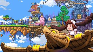 《幻境双生》:这个像素风平台解谜游戏感觉还不错
