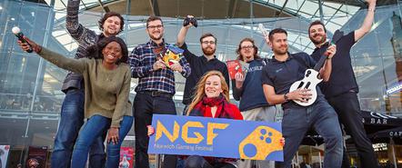 一座游戏业并不发达的城市,却拥有一群热情的开发者