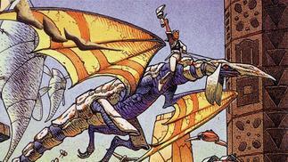 见证了世嘉土星兴衰的《铁甲飞龙》是怎样诞生的?