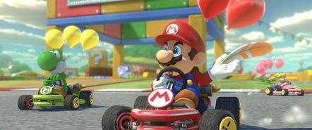 任天堂的新手游《马力欧赛车:巡回赛》是一种什么体验
