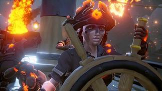 《盗贼之海》:让玩家们共同创作故事