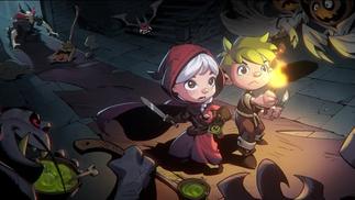 《月圆之夜》已登陆WeGame,小红帽开始了新冒险