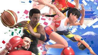 """周末玩什么:和""""沙雕""""的朋友们,试试《2020东京奥运》官方乱斗游戏吧"""