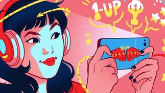 Girls Make Games夏令营:我是女孩,也想成为游戏开发者