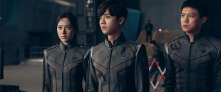 最后,鹿晗并没有在《上海堡垒》中玩那局《帝国时代2》