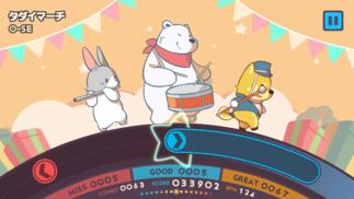 萌宠大集合的可爱向音游《不可思议乐队》正式发售