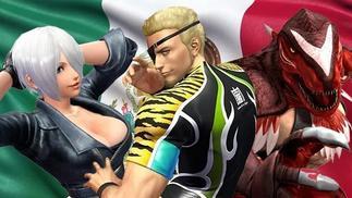 在拉美,《拳皇》何以成为最火的格斗游戏?