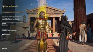 《发现之旅:古希腊》:游戏与教育的可能性