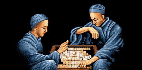 麻将牌的奇幻漂流