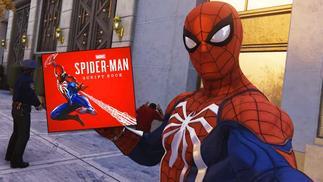 想当游戏编剧?《漫威蜘蛛侠》剧本书告诉你答案