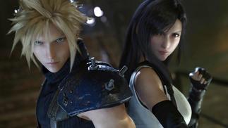 周末玩什么:只要玩上《最终幻想7:重制版》,就已经够激动的了