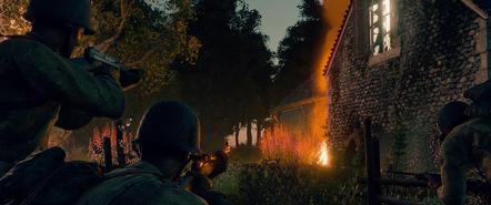 《Enlisted》:怎样把单机玩法搬进多人射击游戏