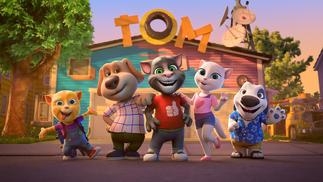 """你还记得""""会说话的汤姆猫""""吗?"""