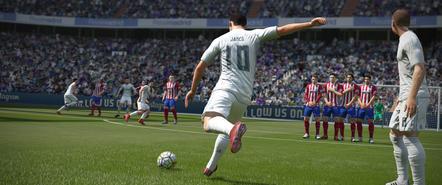 "被EA关注的""FIFA""玩家:_YMJ_和他的进球还原视频"