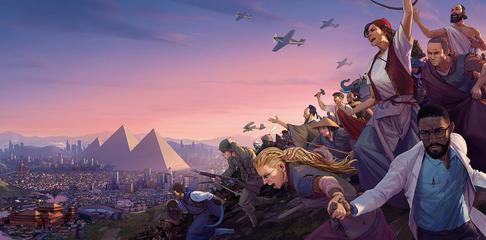 策略游戏为什么不能反映文化的演变和融合?现在,挑战者来了