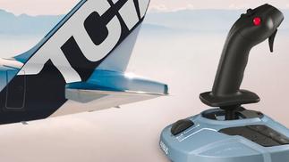 颜值就是战斗力:图马思特新飞行摇杆试用体验