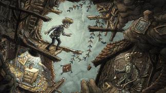 周末玩什么:带中文语音的视觉小说,《机械迷城》最新解谜冒险
