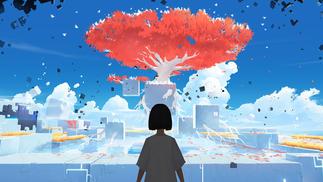 《波西亚时光》厂商新作《永进》试玩体验:孤独的少女与破碎的表里世界